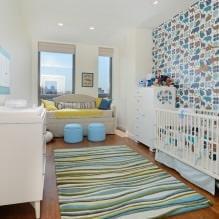 Самоклеящиеся обои: 65 лучших идей, фото в кухне, ванной, детской, гостиной, прихожей-2