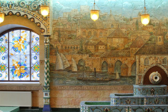 Оформление интерьера фресками: фото, особенности, виды, выбор дизайна и стиля