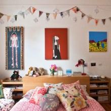 Оформляем интерьер в стиле бохо: 60 избранных фото и идей