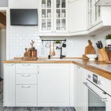 Какие бывают стили кухни: фото, описание и особенности - 93