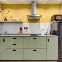 Какие бывают стили кухни: фото, описание и особенности - 92