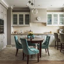 Какие бывают стили кухни: фото, описание и особенности - 91