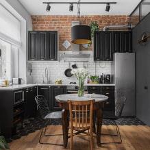Какие бывают стили кухни: фото, описание и особенности - 88