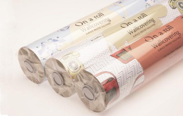 Обозначения на обоях: расшифровка буквенной и цифровой маркировки на этикетке рулона
