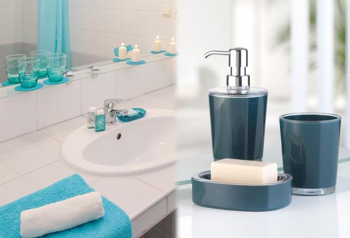 Уют в мелочах: как подобрать аксессуары для ванной комнаты