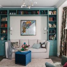 Бежевый диван в интерьере: 70+ современных фото и идей оформления-3