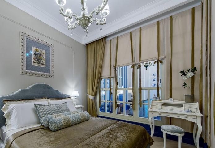 Дизайн штор: выбор цвета, стиля, виды, декор, украшение, идеи для нестандартных окон
