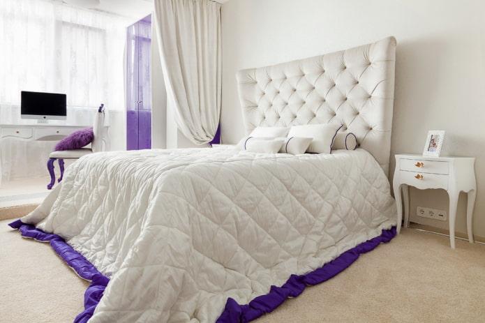 Покрывало на кровать в спальню: фото, выбор материала, цвет, дизайн, рисунки