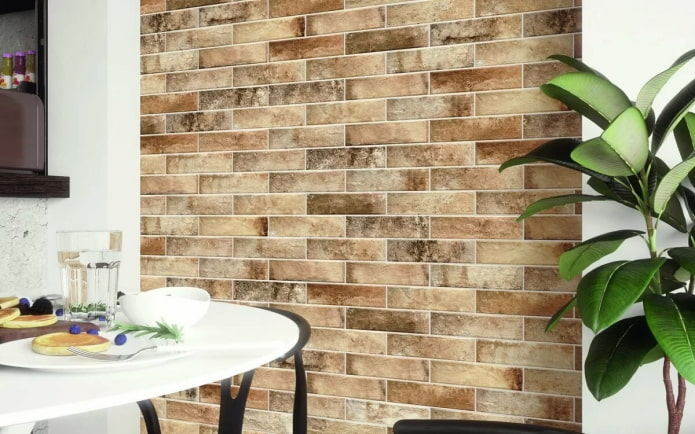 Клинкерная плитка: варианты применения, фото в доме и квартире, цвета, дизайн
