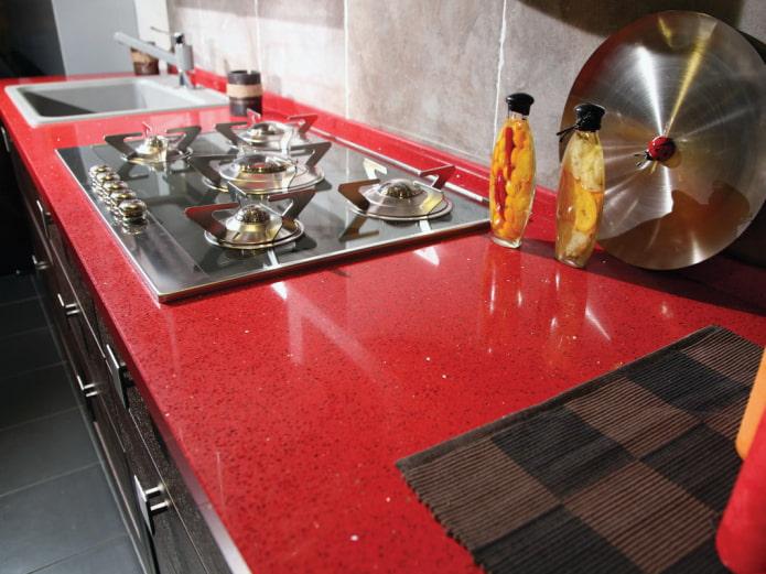 Какая столешница для кухни лучше? Виды и характеристики, дизайн, фото в интерьере