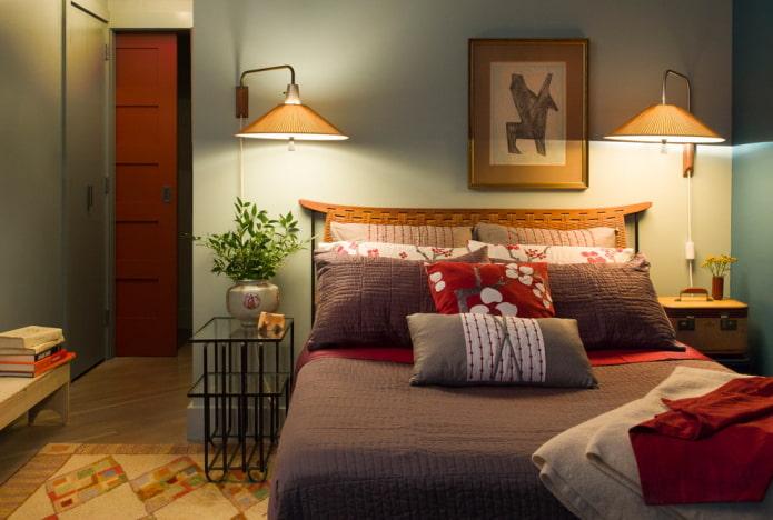 Расстановка мебели по фэншую в спальне