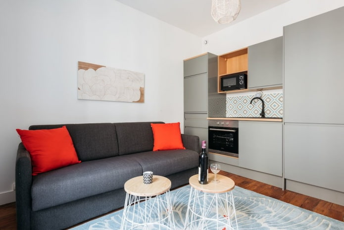 Кухня-гостиная 12 кв. м. – планировки, реальные фото и идеи дизайна