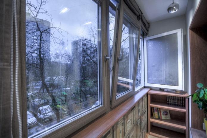 Балкон в хрущевке: реальные примеры и фото