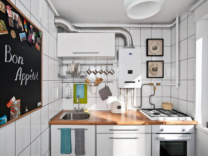 Дизайн маленькой кухни 5 кв м – 55 реальных фото с лучшими решениями