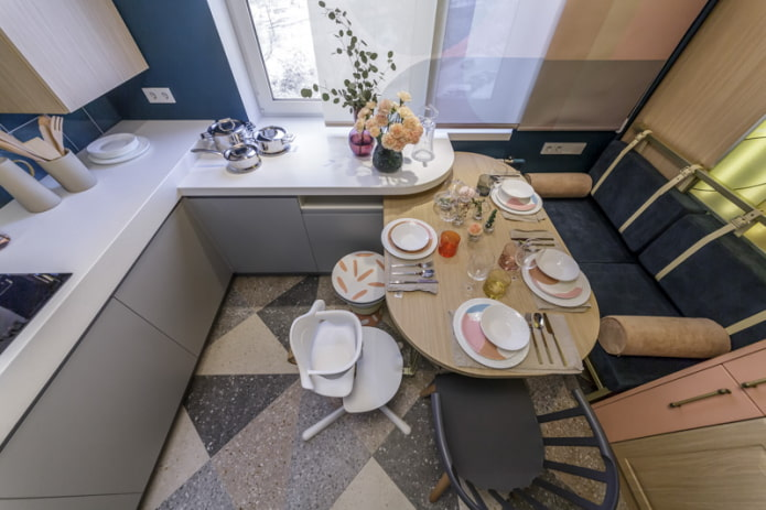Дизайн кухни 11 кв м – 55 реальных фото и идей дизайна