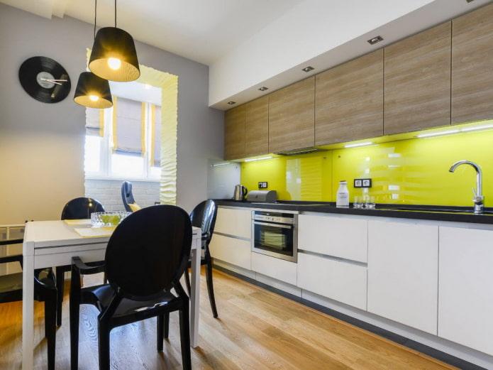Дизайн кухни 14 м2 – фото в интерьере и советы по оформлению