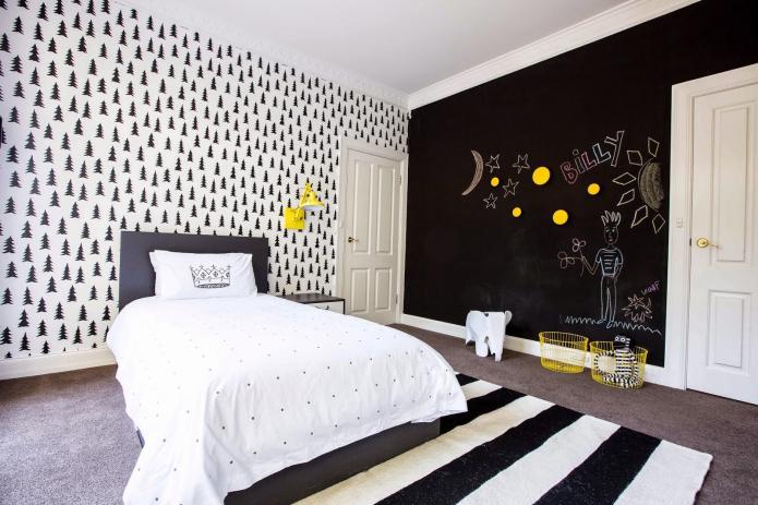 Что лучше выбрать обои или покраску для стен?