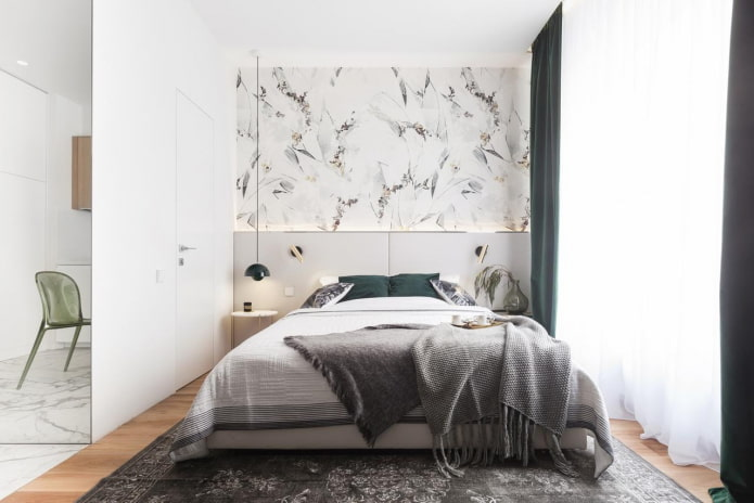Все о дизайне спальни в современном стиле (40 фото)