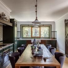 Кухня в восточном стиле: советы по оформлению, 30 фото