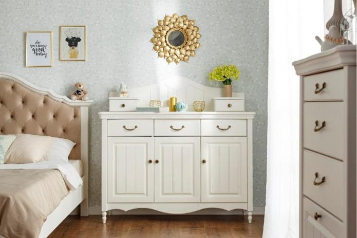 Выбираем удобный и стильный комод в спальню