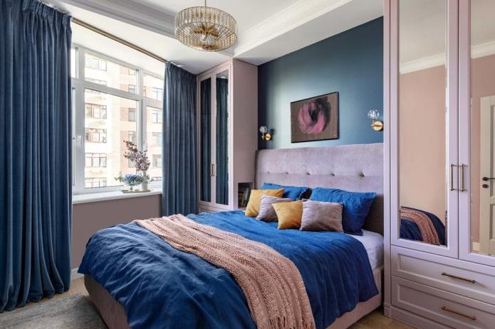 Советы по оформлению интерьера спальни 18 кв м