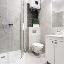 Все о дизайне ванной комнаты 5 кв м