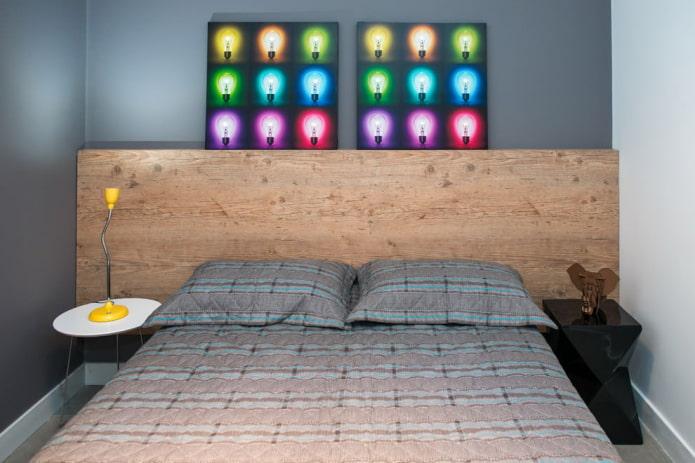 Особенности дизайна спальни 5 кв м