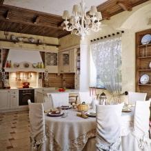 Оформляем интерьер в деревенском стиле