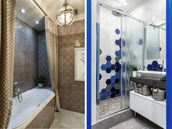 Что лучше ванна или душевая кабина? 10 за и против
