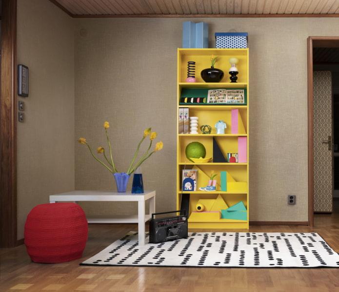 Как преобразить дешевый стеллаж IKEA: 9 стильных идей