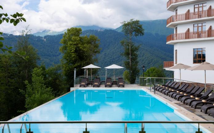 6 отелей в Сочи, которые дадут фору раскрученным иностранным гостиницам