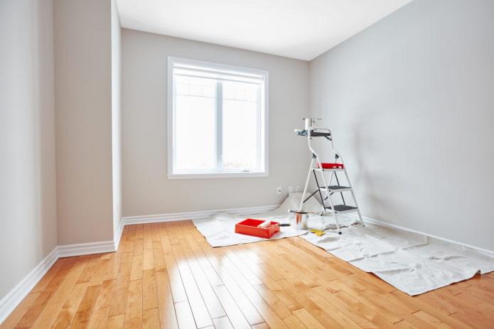 В какой последовательности делать ремонт в квартире?