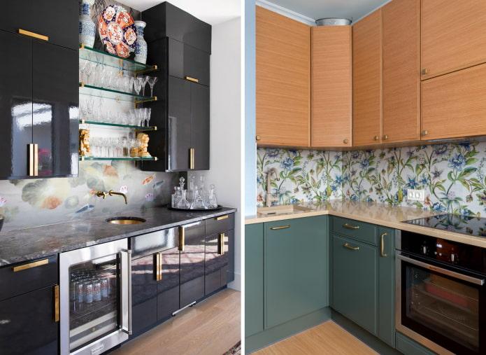 Какая кухня лучше глянцевая или матовая?
