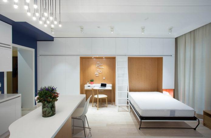 Мебель-трансформер в малогабаритной квартиры