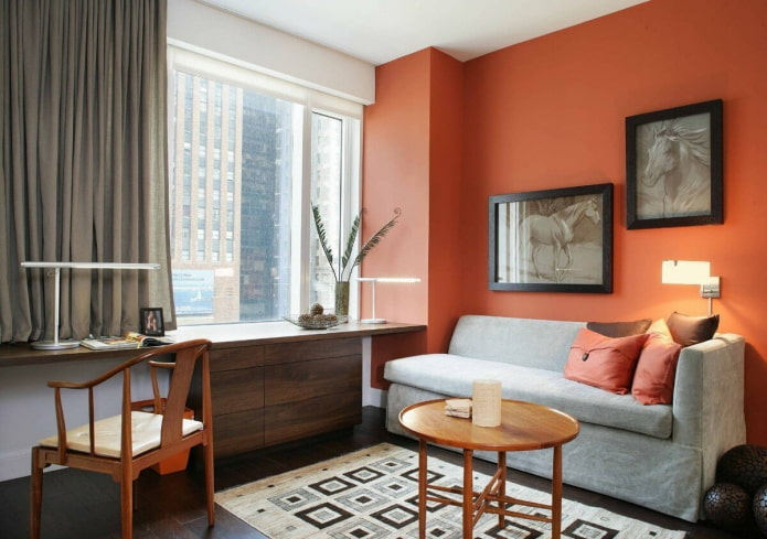 Как оформить квартиру с окнами на север?