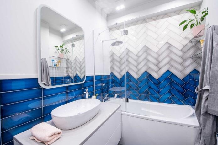 Как подобрать цвет ванной комнаты? – правила и рекомендации