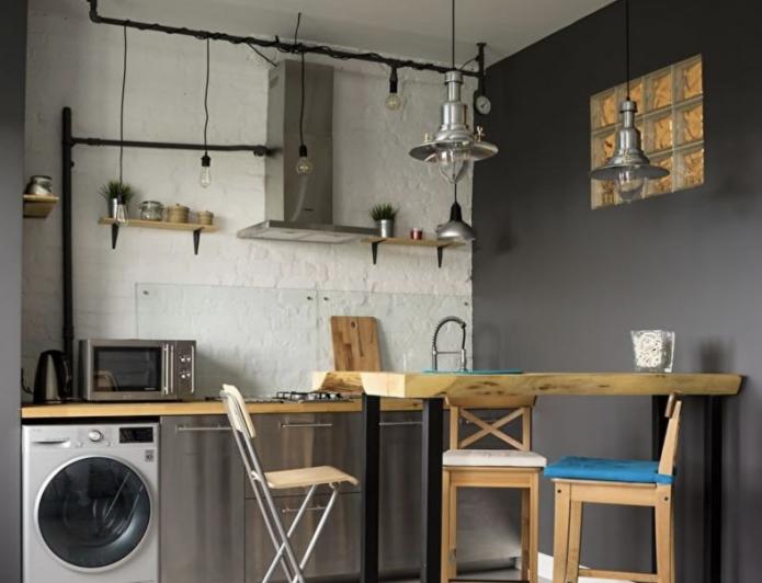 Зачем делали окно между кухней и ванной в хрущевках?