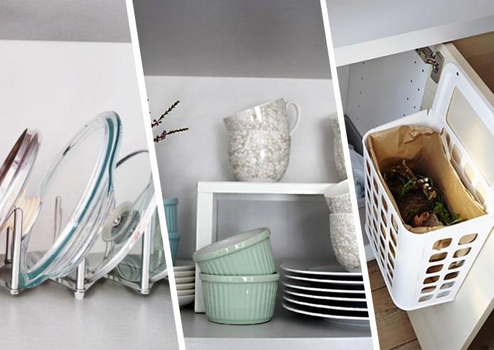 Как дешево организовать хранение на кухне от ИКЕА?