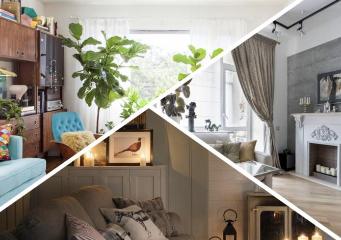Как сделать гостиную уютной?