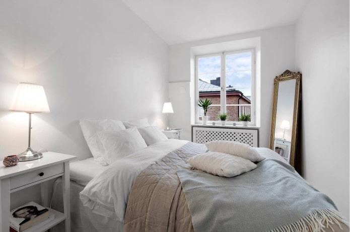Как обустроить спальню на 6 кв метрах?