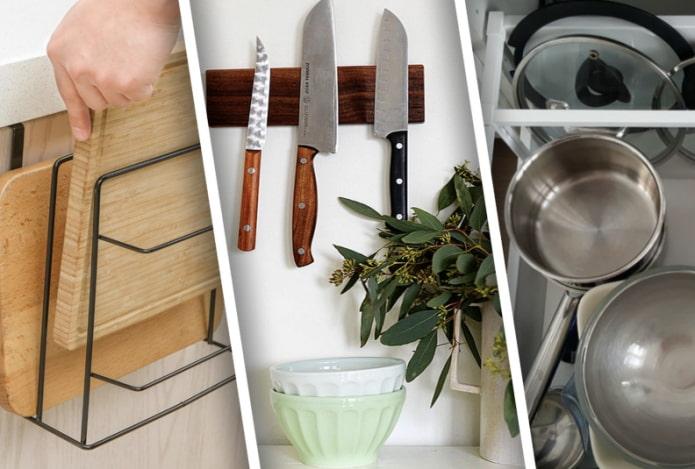 Что должно быть на кухне у любой хозяйки?