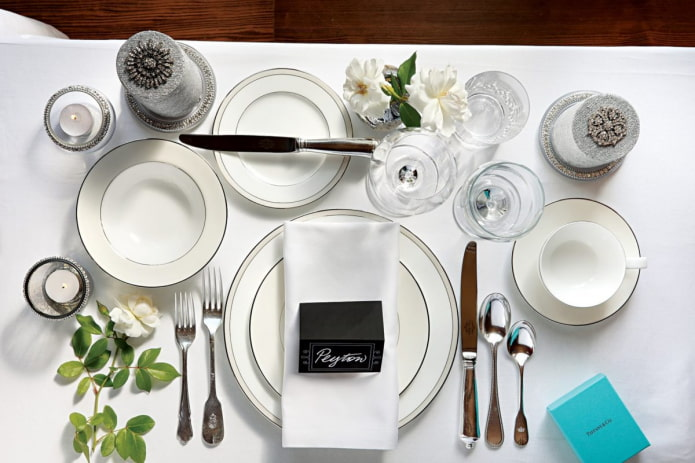 Как грамотно и красиво сервировать стол?