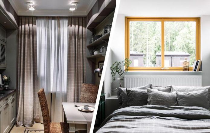 Нужен ли тюль на окнах или нет?
