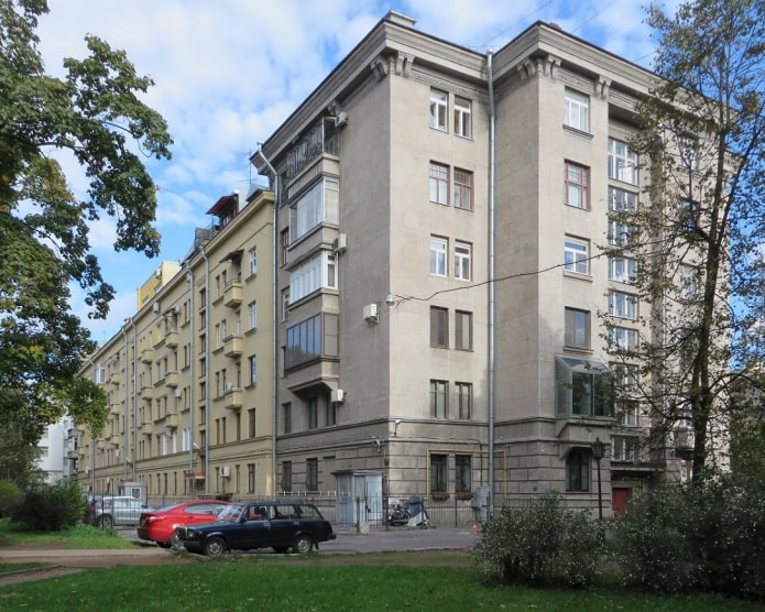 Особенности сталинских домов