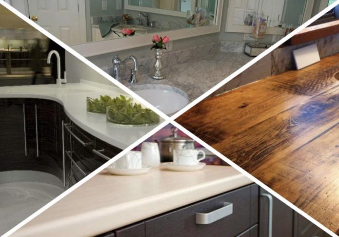 Как правильно мыть кухонную столешницу?