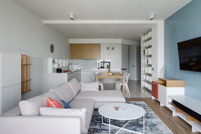 Как создать эргономичный интерьер квартиры?