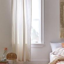 Как украсить шторы своими руками?