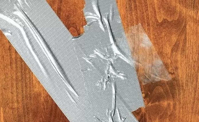 Чем оттереть клей от скотча с различных поверхностей?