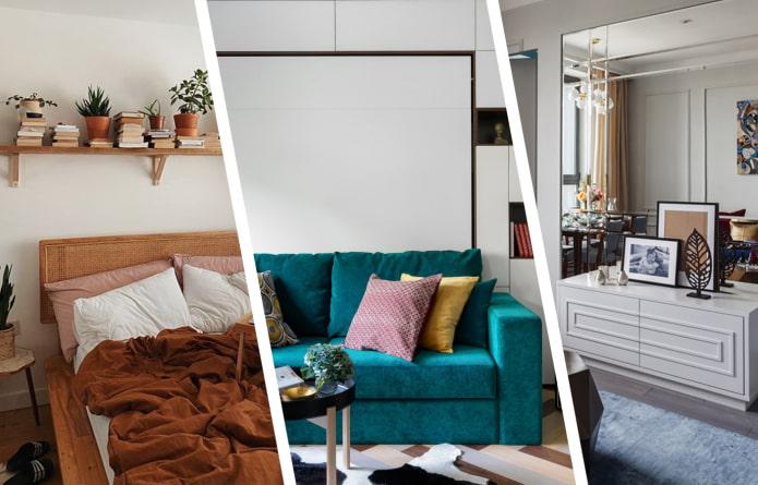 Стили для маленьких квартир