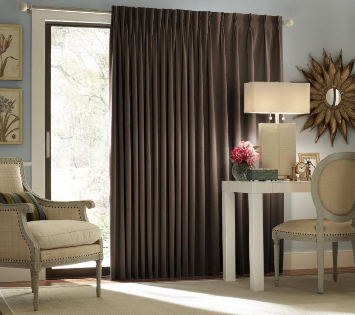 Как рассчитать расход ткани на шторы?
